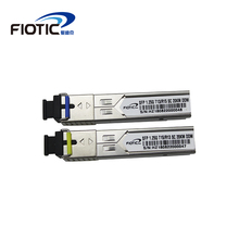 цена на SFP 1.25G SC connector gigabit 1000BASE-LX 1310nm 1550nm 20km DDM BIDI GLC-LH-SM simplex SC Optical Fiber Transceiver module