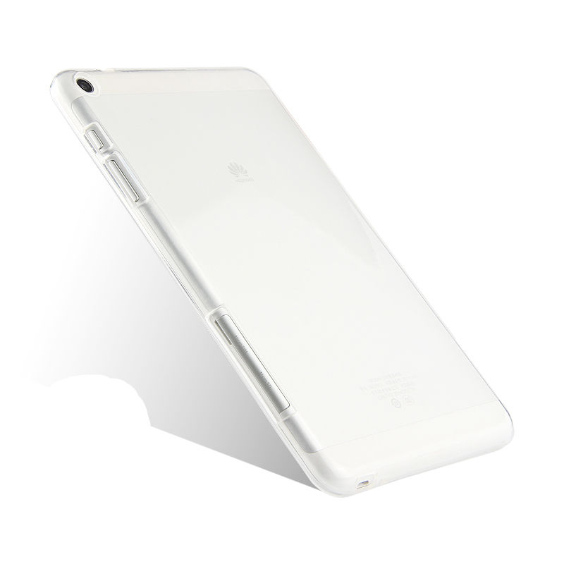 Case TPU For Huawei Mediapad T2 7.0 Protective Shell Transparent Cover PU Leather T2 7 BGO-DL09 BGO-L03 7