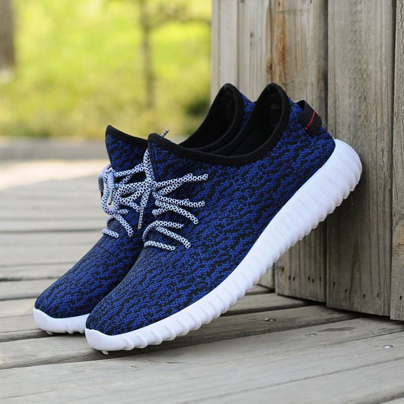 Casual men Summer Mesh Shoes Loafers lac-up Water shoes Walking lightweight Comfortable Breathable Men tenis feminino zapatos