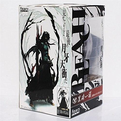 Original Package Anime Figure Bleach Kurosaki Ichigo Collectible Toy Action Figure