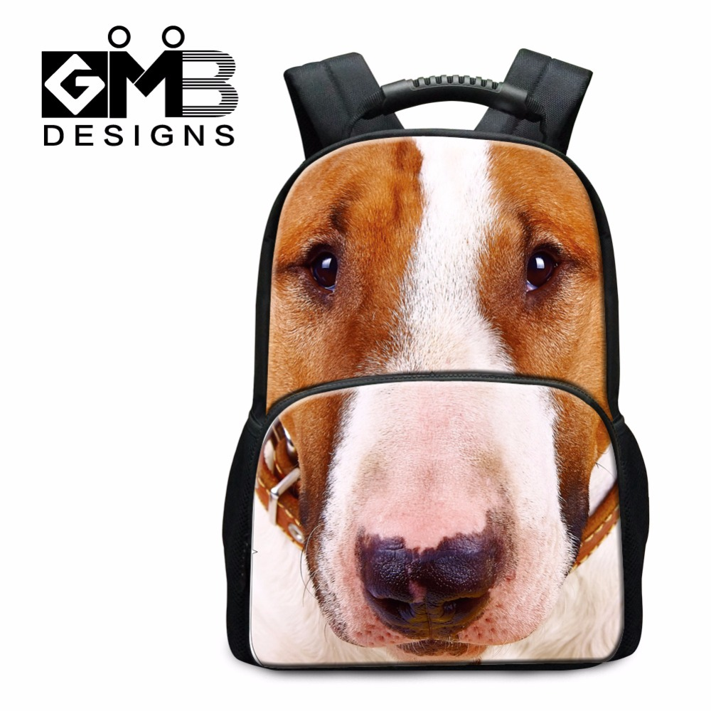 Aliexpress.com : Buy Cute Dog 3D Printed School backpacks for ...