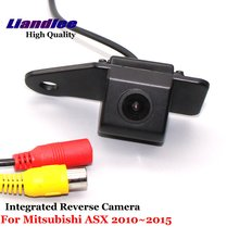 цена на Special Integrated Car Rear Camera For Mitsubishi ASX 2010~2012 2013 2014 2015 Car GPS Navigation Camera HD SONY CCD CHIP Alarm