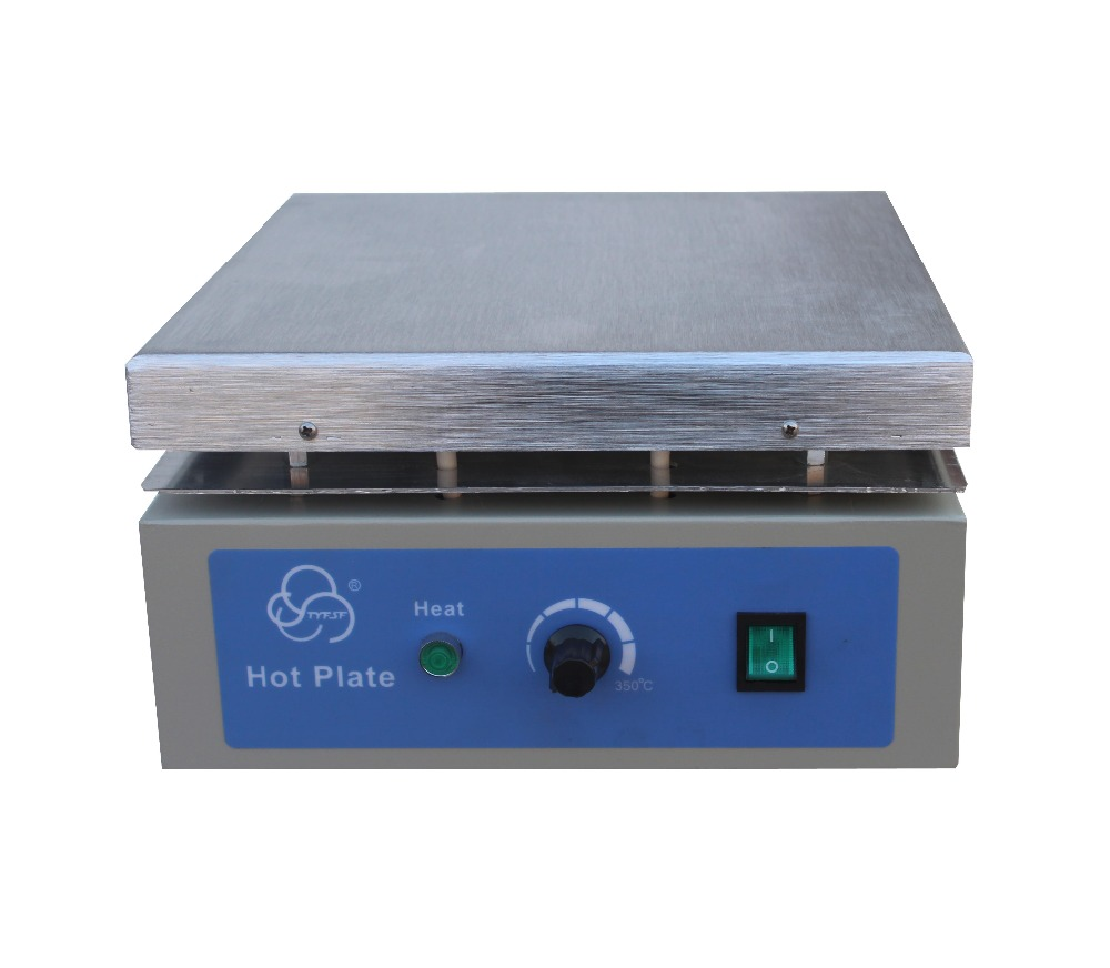 SH-5A Laboratory heating Aluminum Hot plate,1200W,350 degree,220V rice cooker parts paul heating plate 900w thick aluminum heating plate