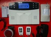 99 Wireless Zone 2 Wired Zone GSM Alarm System