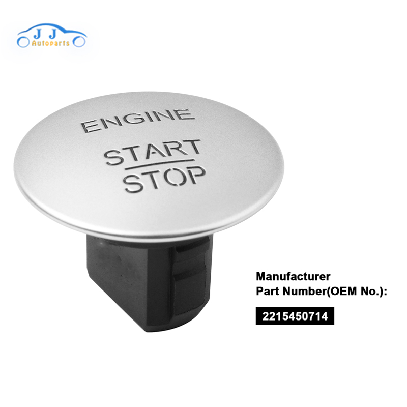 YAOPEI 2215450714 33161207 OEM FOR MERCEDES PUSH TO START BUTTON KEYLESS GO ENGINE START STOP in Car Switches Relays from Automobiles Motorcycles