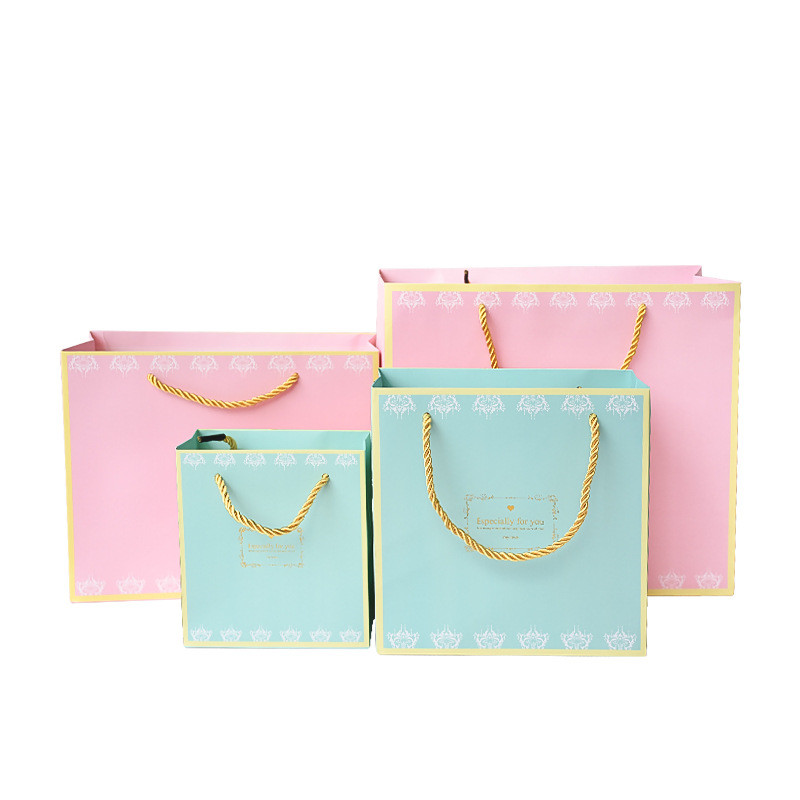 DoreenBeads Hot Sale Exquisite Wedding Gift Box Special For You Gift Bag Birthday Wedding Mother's Day Gift Package 1PC