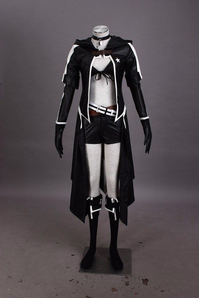 Vocaloid BLACK ROCK SHOOTER cosplay costume halloween