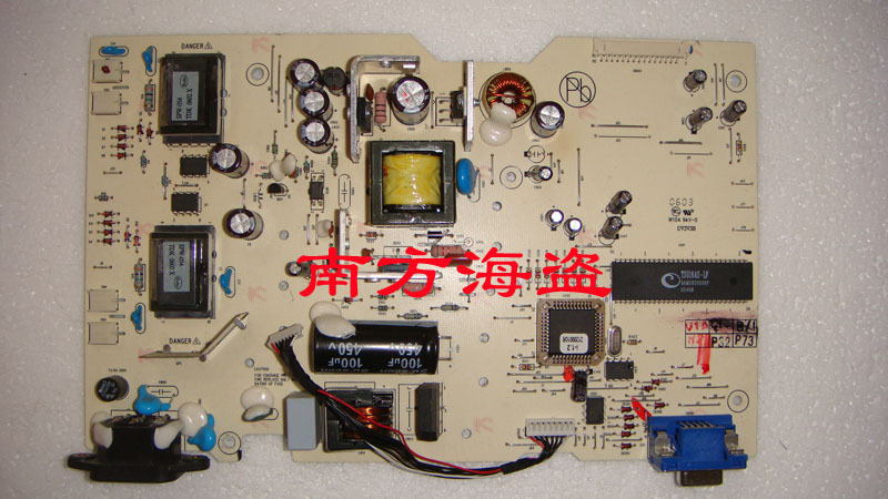 Free Shipping>Original  /  L171 one board QLIF-061 490521200100R send screen line-100% Tested Working free shipping original hf207h driver board 715g3372 1 to send screen line 100% tested working