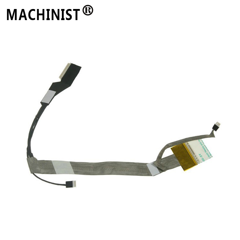 Video Screen Flex Wire For HP CQ60 G60 Laptop LCD LED LVDS Display Ribbon Cable 50.4AH18.001 50.4AH19.002 50.4AH18.002