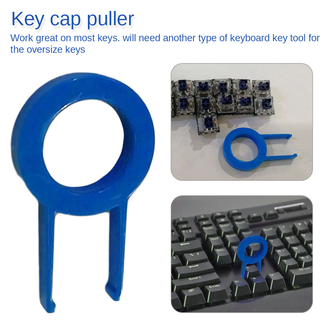 Mechanical Keycap Puller Remover For Keyboards Key Cap Fixing Tool Z09 Drop Ship Keycap Puller