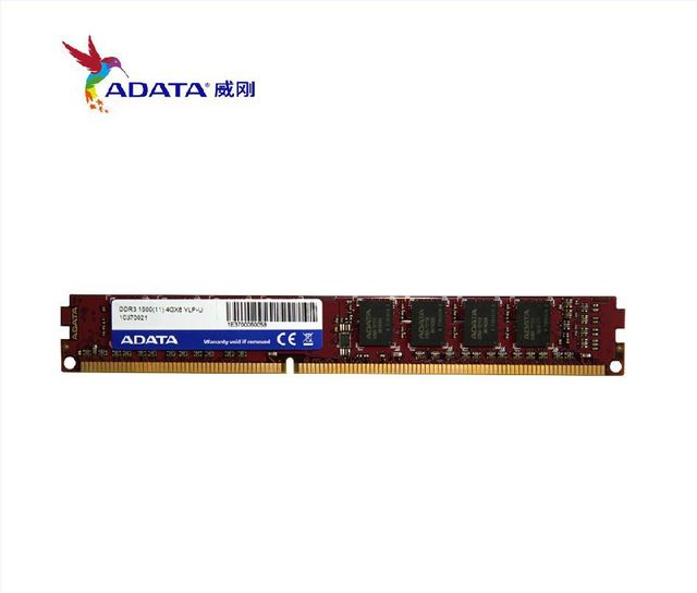 free shipping Qau desktop ram strip ddr3 1333 2g computer ram Memory 8 particles compatible with more stable