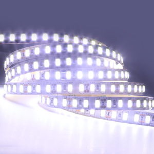 Image 4 - 1 м 2 м 3 м 4 м 5 м Светодиодная лента SMD 5630 120 светодиодов/м неводонепроницаемая гибкая 5 М 600 Светодиодная лента 5730 12 В постоянного тока лента веревочная лампа освещение