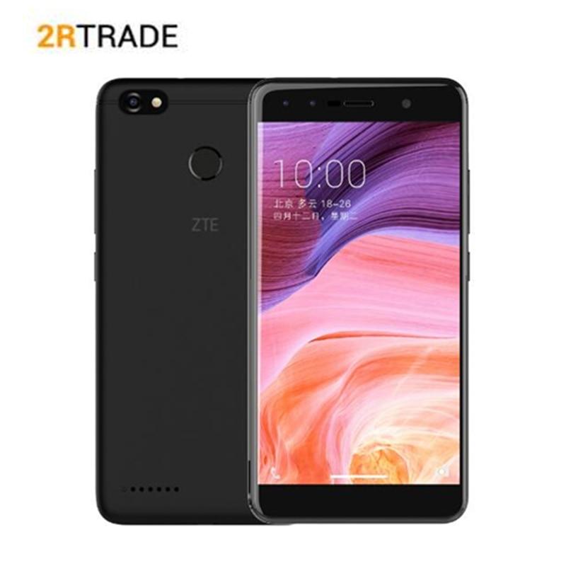 Original ZTE Lâmina A3 32 3 gb RAM gb ROM 4000 mah Android 7.0 5.5 telefone QuadCore 13.0 MMobile Polegada apoio TF