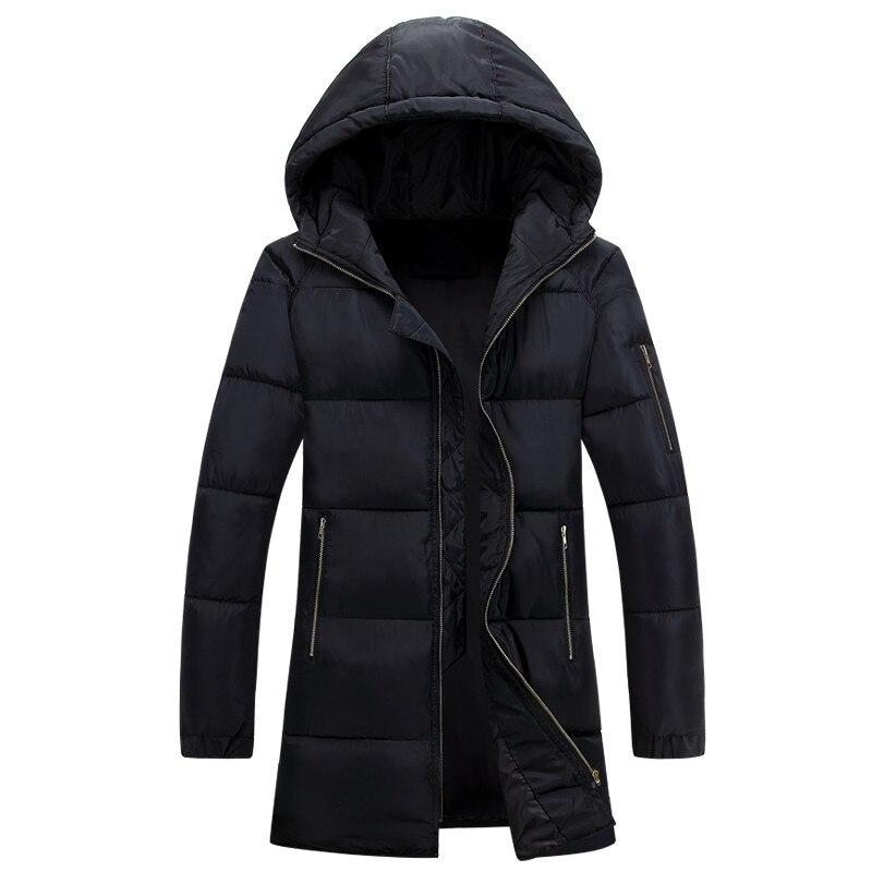 Veste de mode en trois dimensions patch sac décoré Vers Le Bas veste femme à capuche de mode col amovible long hommes de manteau d'hiver
