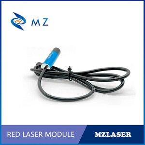 Image 4 - الأكثر مبيعًا 450nm 50mw الصناعية قابل للتعديل التركيز البنفسجي نقطة ليزر ديود وحدة