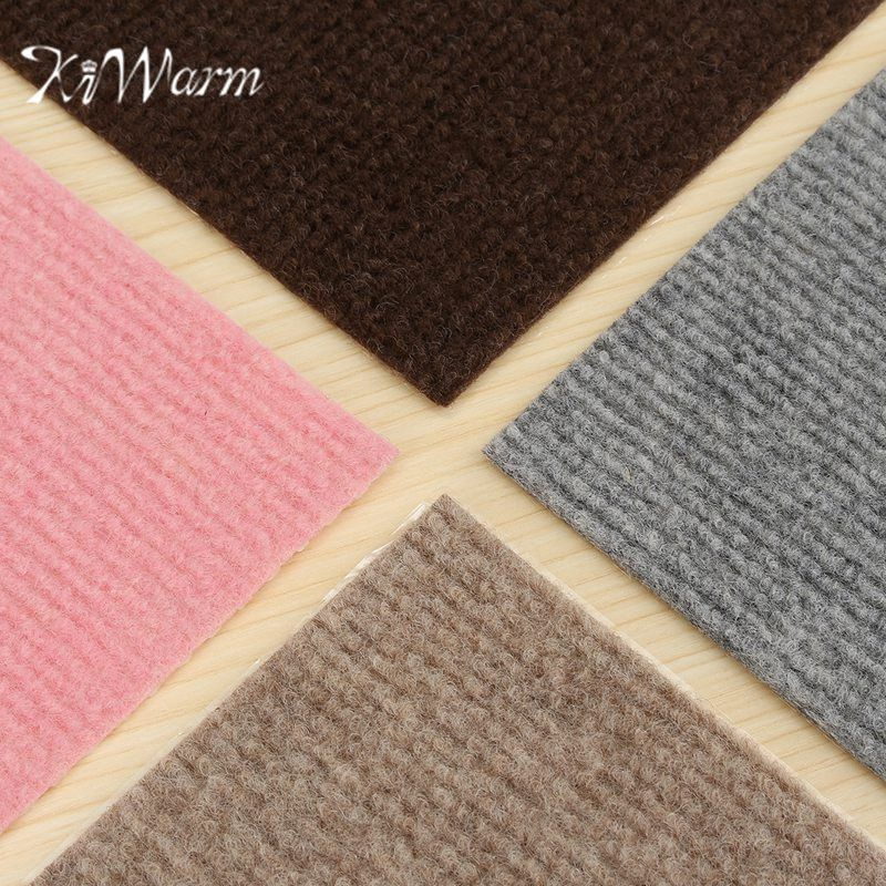 Kiwarm Useful Self Adhesive Carpet Tiles Commercial Grade