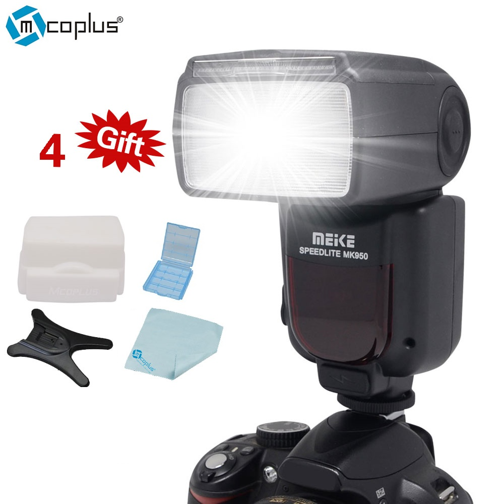 Meike MK-95IC E- TTL Flash Speedlite for Canon EOS 6D 7D 50D 60D 70D 550D 600D 650D 700D 580EX 430EX 5D II Camera meike mk950 e ttl ttl speedlite camera flash mk950 for canon camera eos 5d ii 6d 7d 50d 60d 70d 550d 600d 650d 700d 580ex 430ex