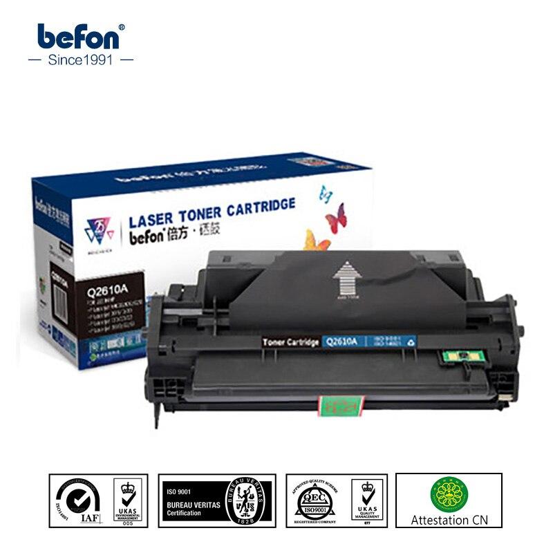 Befon Q2610A q2610a 2610a 2610 Toner Kompatibel für HP LaserJet 2300 2300L...