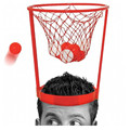 Party Favors Basket Case Headband Hoop Game For Kids Funny And Novelty Game Design With 20pcs Balls toys