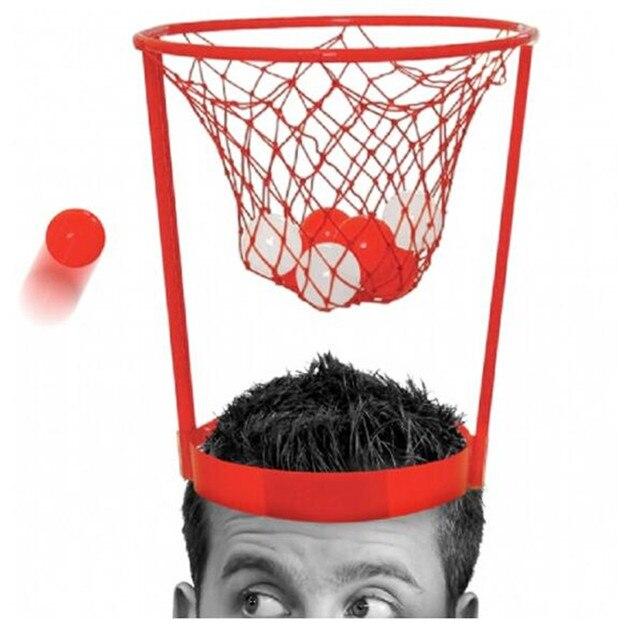 Party Favors ตะกร้ากรณี Headband Hoop เกมตลกและ Novelty ออกแบบเกม 20 ชิ้นของเล่น