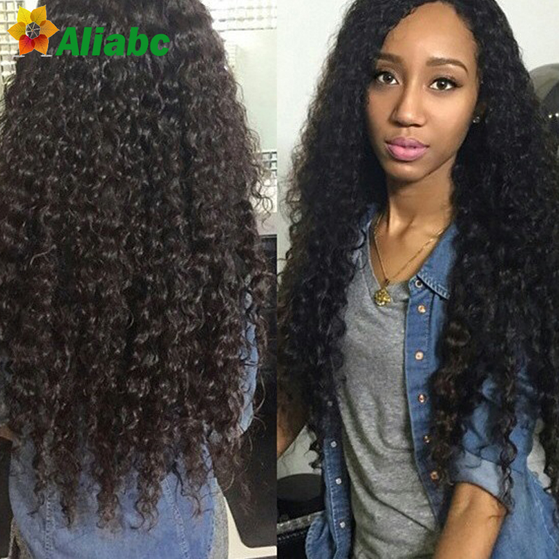7a Kinky Curly 3 Bundles With Closure Queen Star Malaysian Hair With