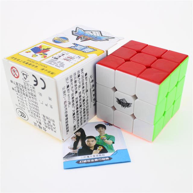 3x3x3 Cyclone Boys Magic Cube Puzzle