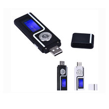 Colorful Portable Muliti LCD 16GB Support Flash TF card MP3 Player Music FM Radio For Car MP3 Player