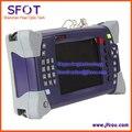 Handheld Tester OTDR 1310/1550nm 13/15dB Usado em CCTV & digital system of communication devices. (OTDR-2000)
