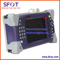 Mano Otdr 1310/1550nm 13/15dB Utilizado en CIRCUITO CERRADO de TELEVISIÓN y sistema digital de dispositivos de comunicación. (OTDR-2000)