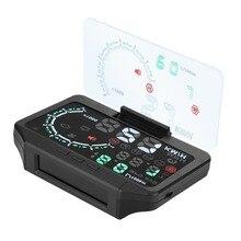 Система контроля давления в шинах, система контроля давления в шинах, HUD Предупреждение о скорости, интерфейс OBD2, набор, монитор давления в шинах и температуры