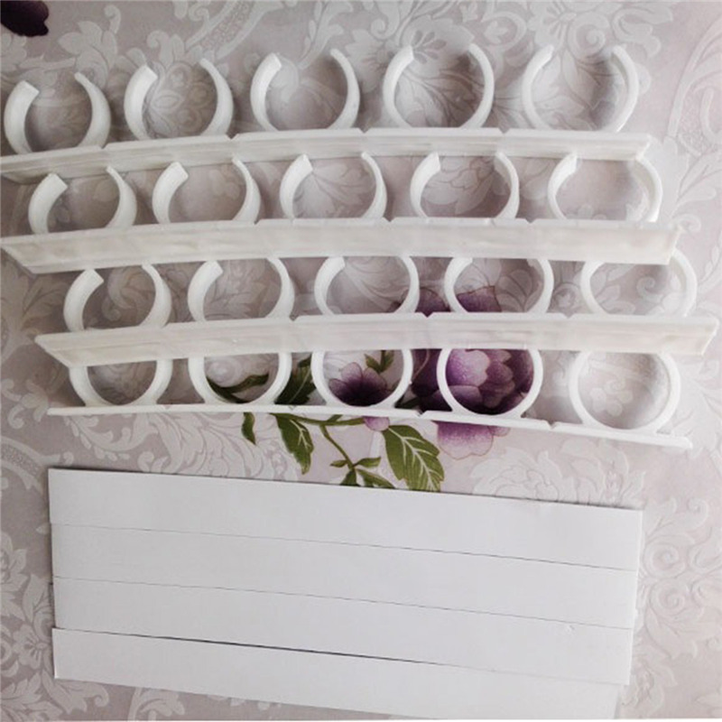 4 rows/set hanging Spice finishing Rack Spice Wall Storage Plastic Kitchen Organizer Rack Cabinet Door Hooks Kitchen Accessories-in Spoon Rests u0026 Pot Clips ... & 4 rows/set hanging Spice finishing Rack Spice Wall Storage Plastic ...
