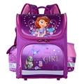"""15 """"Sacos de Escola para a Menina Borboleta Princesa Mochilas Crianças Mochila Winx Ortopédico Crianças Bookbag Mochila Infantil"""