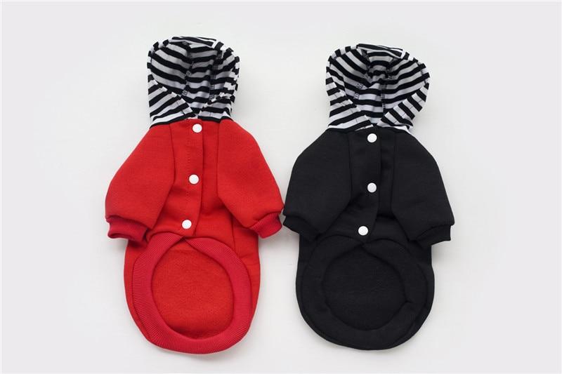 Pallto pambuku dimri qen FA35 dhe Sweatshirts prej kadifeje - dizajn - Produkte për kafshet shtëpiake - Foto 6