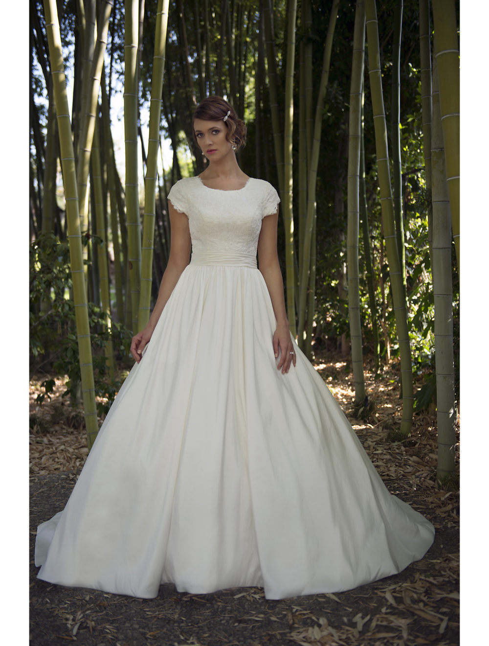 Outstanding Vestidos De Novia Simples Component - Wedding Dress ...