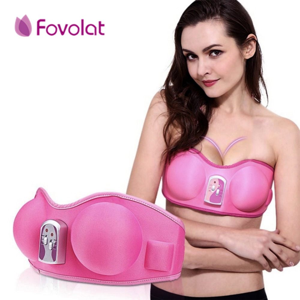 Breast Enlargement Health Care Beauty Enhancer Grow Bigger Magic Vibrating Massage Bra & Breast Head Massager Vibrators Device personal breast health scanner helps detect potential masses during in home breast self exams