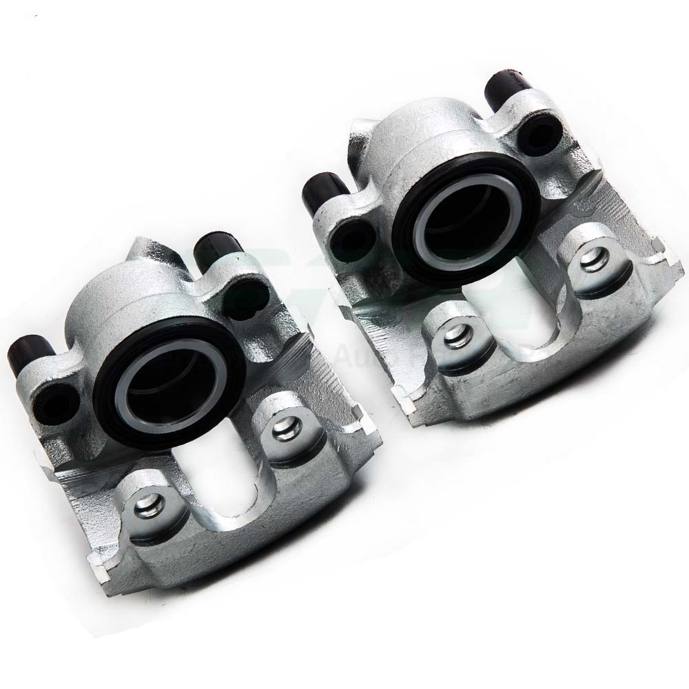2PCS Front Left + Right Brake Caliper For BMW Front No Deposit FRONT AXLE 34116758114 34116758113 34111160351 34111165029 1Pair front right