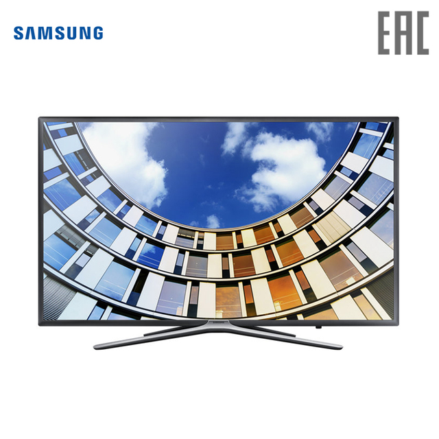 "Телевизор LED 43"" Samsung UE43M5500AW(Russian Federation)"