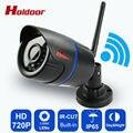 720 p cámara ip wifi HD al aire libre sistema de vigilancia de seguridad cctv mini cámara inalámbrica de infrarrojos P2P wateproof impermeable mini hogar