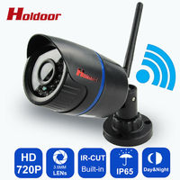 720p Ip Camera Wifi HD Outdoor Wateproof Cctv Security System Surveillance Mini Wireless Cam Infrared P2P