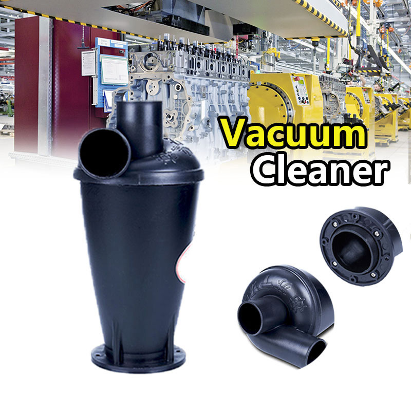 Nueva llegada ciclón SN50T3 Extractor Industrial colector de polvo carpintería aspirador filtro con brida