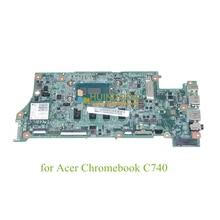 "NBEF211003 NB.EF211.003 DA7HNMB1AD0 For acer Chromebook C720 laptop motherboard memory 4G Celeron 3205U CPU onboard 11"" inch"