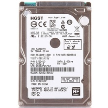 HGST НОВЫЙ 2,5 «HDD 1 ТБ 5400 об/мин (1000 ГБ) внутренний ноутбук жесткий диск для хранения данных SATAII 1 t для ноутбука HTS541010A9E680 9,5 мм 5K1000