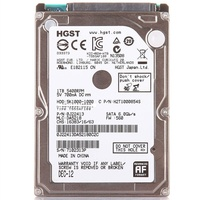 HGST NEW 2.5 HDD 1TB 5400RPM (1000GB) Internal Laptop Hard Drives disk SATAII 1t for Notebook HTS541010A9E680 9.5mm 5K1000