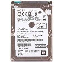 "HGST nowy 2.5 ""HDD 1TB 5400RPM (1000 GB) wbudowana klawiatura laptopa dyski twarde dysk SATAII 1t do notebooka HTS541010A9E680 9.5mm 5K1000"