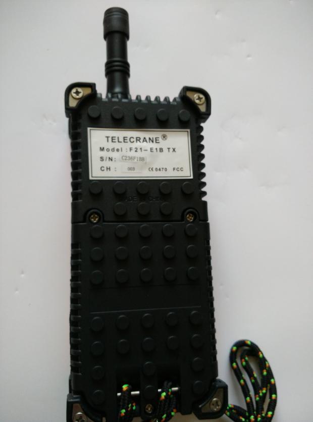 Image 2 - 380v Telecrance F21 E1B промышленное радио дистанционное управление для крана-in Детали и аксессуары для мотовездехода from Автомобили и мотоциклы
