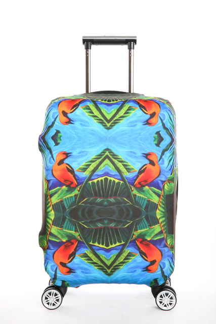 Sinokal 18 - 20 polegada 22 - 24 polegada 26 - 28 polegada 30 - 32 polegada protetor capa só não bagagem bagagem mala