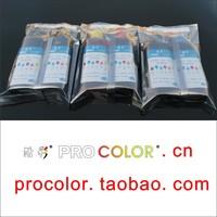 6 color 850bk pgi-850xl pigmenttinte cli-851 cli851xl bk c m y gy dye tinte refill-kit für canon pixma mg7580 ip8780 tintenstrahldrucker
