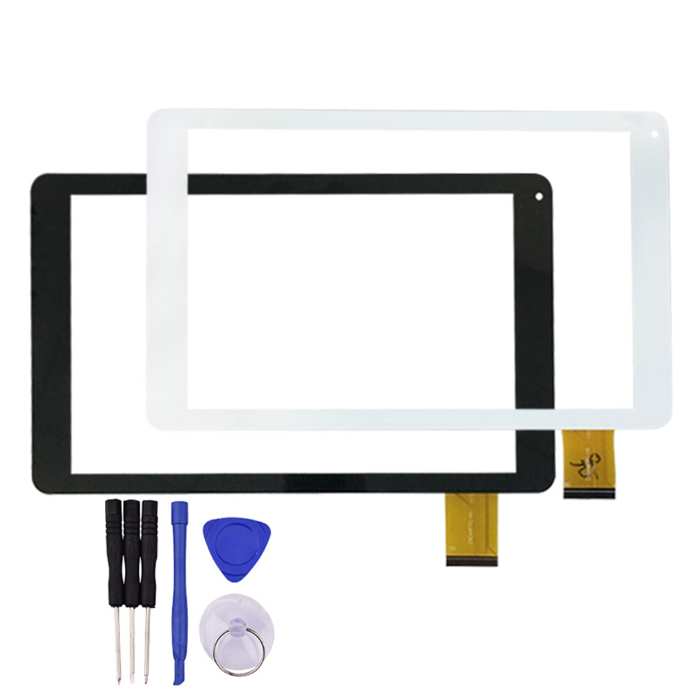 New 10.1 inch Tablet PC Handwriting Screen for CN068FPC-V1 SR Touch Screen Digitizer Replacement Parts bnc male right angle plug to rp sma female jack adapter 15cm 6 rf coaxial cable pigtail connector