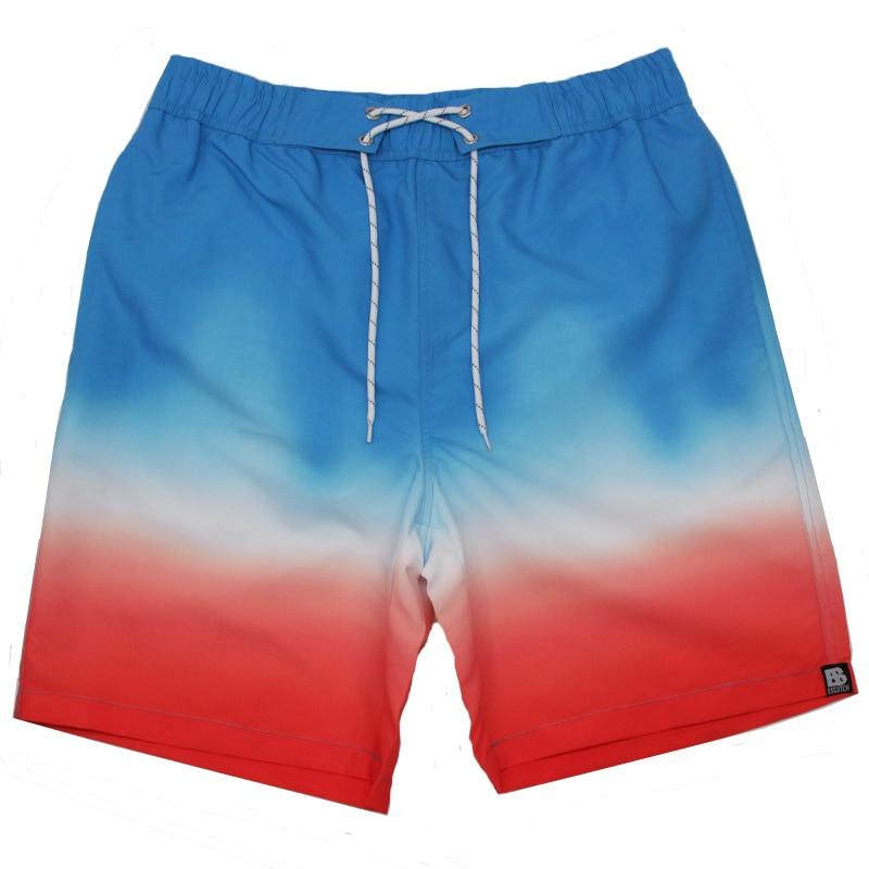 Topdudes.com - Men's Beach Quick Dry Board Shorts Swimwear Surfing Pants
