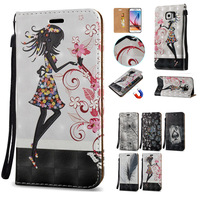 Strong Magnetic 3D Relief Phone Cases For Samsung Galaxy S3 S4 S5 S6 S7 Edge S8